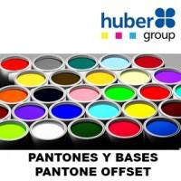 PANTONES Y BASES PANTONE OFFSET